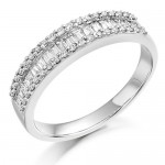 0.53 carat Available in 9ct Gold, 18ct Gold & Platinum