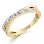 0.15 carat Available in 9ct Gold, 18ct Gold & Platinum